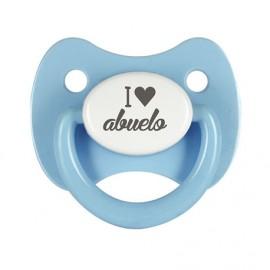 Chupete I love Abuelo