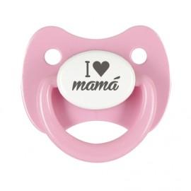 Chupete I Love Mamá