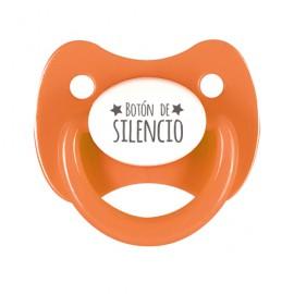 Chupete Botón de Silencio