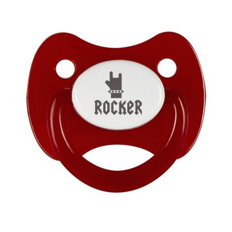 Chupete Rocker
