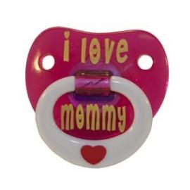 Chupete 'Quiero a Mama'