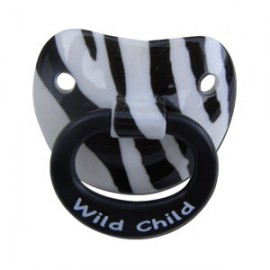 Chupete Animal Print Zebra