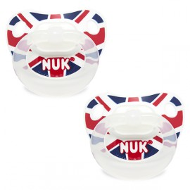 Pack 2 chupetes Nuk