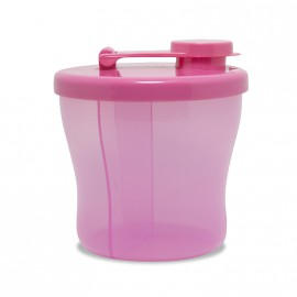 Dosificador de leche Personalizado Rosa