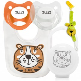 Pack Babero Personalizado BabyCute