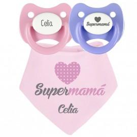 Pack secababitas SuperMamá