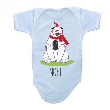 Body Bebé Osito Polar