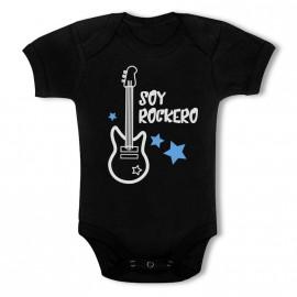 Body personalizado Soy Rockero