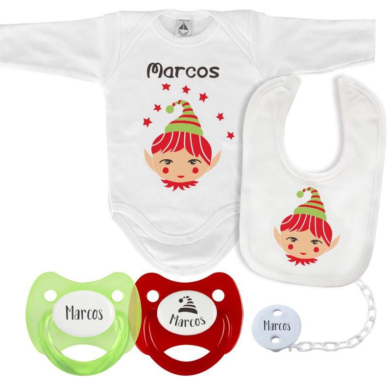 Pack duende Navidad niño | Chupetemania