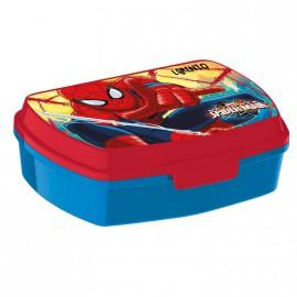 Fiambrera Infantil Personalizada Spiderman
