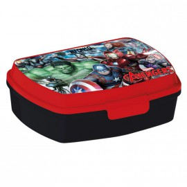 Fiambrera Infantil Personalizada Avengers