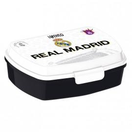 Fiambrera Infantil Personalizada Real Madrid