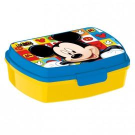 Fiambrera Infantil Personalizada Mickey