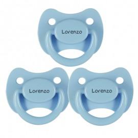Chupetes Personalizados Modelo Blue