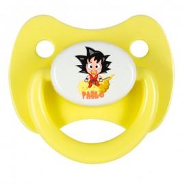 Chupete Goku Personalizado