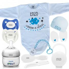 Pack de Nacimiento personalizado nube Deluxe